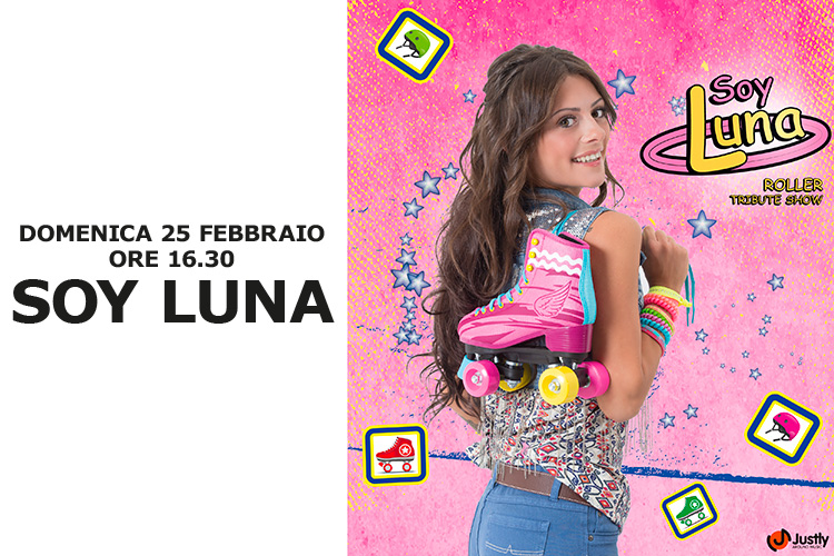 soy luna tiare roller tribute show
