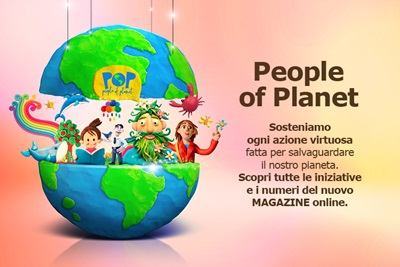 Tiare Shopping - POP - People of Planet